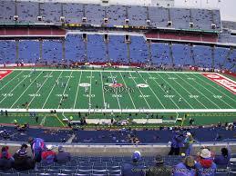 Ralph Wilson Stadium Interactive Seating Chart New Era Field Section 312 Rateyourseats Com