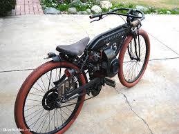 mike chiavetta board tracker bicycle