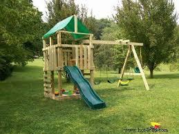 backyard playground plans for kids