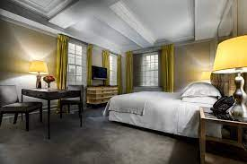 luxury two bedroom hotel suite in nyc