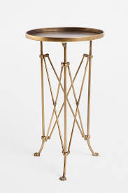 Narrow Side Tables For Bedroom Small Round Bedside Table