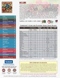 Blueberry Ripening Chart Indiana Berry 2019 Pages 1 40 Text Version Fliphtml5