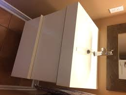 ... Remarkable Ikea Floating Vanity Ikea Kitchen Sink Cabinet White Cabinet  Sink Cream Wall Mirror ...