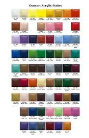 Color Charts Carols Carousel Creations