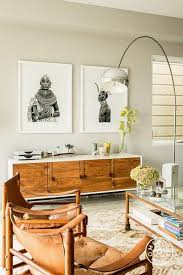 Take a look at this mid-century home decor that features a mid ...