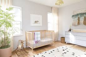 baby bedroom awesome area rugs animal nursery room plant creamy pot wood furniture sets wooden floor