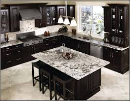 contemporary kitchens with dark cabinets. Laminate Countertops Kitchen Backsplash Ideas For Dark Cabinets Herringbone Tile Sink Faucet Contemporary Kitchens With Y