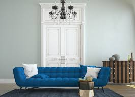 Blue Sofa Furniture Great Blue Sofa For Home Furniture Design With Blue