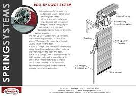 swing up garage door hinges. Colour Steel Roll Up Garage Doors Swing Door Hinges