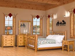 image of rustic bedroom sets style