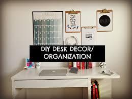 brilliant simple desks. Brilliant Ideas Of Desk Decor In Cute Cheap And Easy Diy Organization Youtube Simple Desks 0