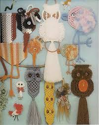 macrame owls wall hanging patterns