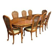 Vintage Thomasville French Court Dining Table u0026 Chairs  Set