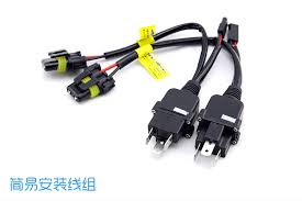 popular yamaha wiring harness buy cheap yamaha wiring harness lots shipping h4 3 hid wire harness h4 h l wire harness relay