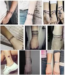 Tetovací Náramky Hodnota Nejlepší Nápady Fotky