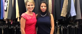 dress for success gives women a new suit and a new start in photo amy robach was inspired by the work of dress for success and jennifer woytovichs