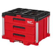 milwaukee 48 22 8443 packout 3 drawer