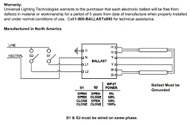 step dimming ballast wiring diagram data wiring diagrams \u2022 LED Ballast Wiring Diagram universal ballastar energy management b228pu95s50d 2 lamp f28t5 rh greenelectricalsupply com t5ho step dimming ballast advance ballast wiring diagram