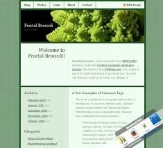 Personal Website Template New Green Website Templates Free Templates Download