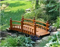 small garden bridge bridges uk wooden plans ornament