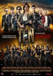 Ten - The Secret Mission (2017) Full Movie