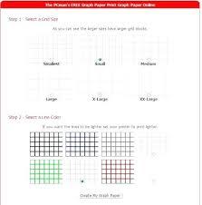 Graphing Paper Online Grid Paper Online Elegant Best Graph Paper