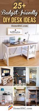 Rustic Desk Designs 25 Best Diy Desk Ideas And Designs For 2019