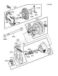 1975 kawasaki 100 wiring diagram besides kdx 175 wiring diagram diagrams and schematics additionally 2007 kia