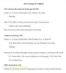 Apa Format Cover Letter Format Books Apa Format Cover Letter