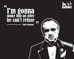 Famous Quotes Godfather