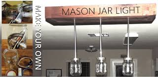 home lighting mason jar bathroom light vanity lights how to make diy fixture 33