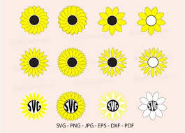 Create your own personal monogram that looks custom made and is one of a kind since there are so many options available. Svg File Monogram Free Cricut Frame Sunflower Svg Free Download Free And Premium Svg Cut Files