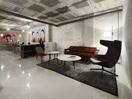 pop up office by ohlab basement office design