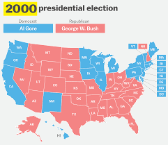 how has your state voted in the past  elections  vox