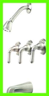 3 handle shower faucet brushed nickel three handle bathtub faucet three handle tub faucet three handle 3 handle shower faucet