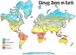 World Climate Zone Chart Climate Geography Lessons Teaching Geography Weather