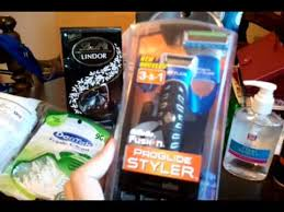 ideas for gift baskets men edition using your goos from couponing