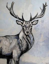 Image result for deer art