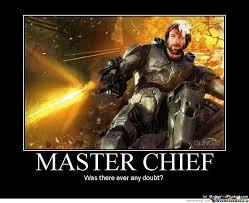Master Chief by alarik95 - Meme Center via Relatably.com