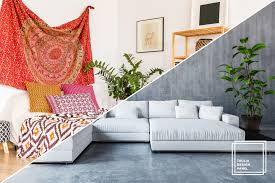 2018 home design trends wallpaper high gloss lacquer and more