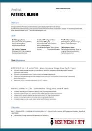 Another Name For Resume Resume Format 2018 16 Latest Templates In Word