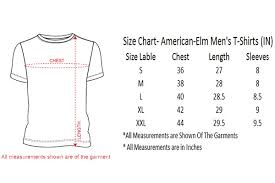 American Elm Mens White Round Neck Tiger Printed T Shirt