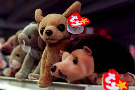 How The Beanie Baby Craze Was Concocted Then Crashed