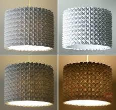 extra large drum lamp shade burlap shades white