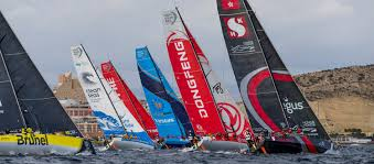 2018 volvo open. simple 2018 photo by pedro martinezvolvo ocean race in 2018 volvo open