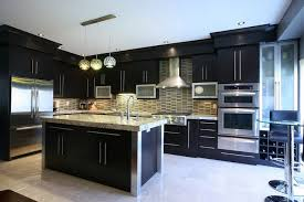Kitchen Ideas Dark Cabinets Simple Design Inspiration