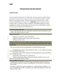 euthanasia should never been introduced persuasive essay a  page 1 zoom in