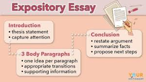writing an excellent expository essay