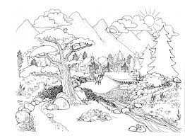 Small Picture Great Nature Coloring Pages Gallery Kids Ideas 1827 Unknown