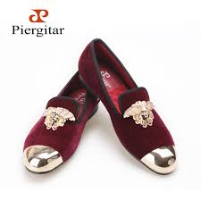 Red Designer Loafers Mens Pin On Mens Shoes